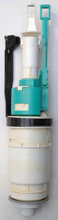 Geberit WC - zawór spustowy dwudzielny art. nr 240.622.00.1 - niesprawny