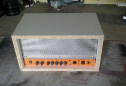 Dwukanałowy wzmacniacz gitarowy 5W - pełna lampa
