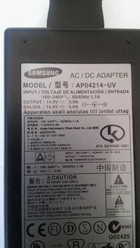 [Inne] Potrzebuje schemat do inwertera Samsung SyncMaster 172X - BN44-00103A