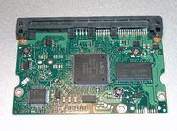ST3500320AS FW SD15 Barracuda 7200.11 500GB - Silnik krokowy