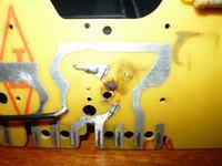 Pralka Miele W921 Novotronic, miga dioda Spulen3 od czasu zwarcia.