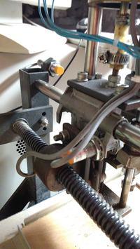 Frezarka górnowrzecionowa CNC