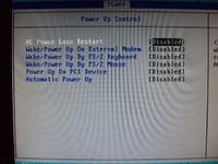 ASUS A7V600-X - Przy podaniu zasilenia komputer sam si� w��cza