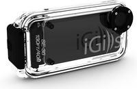 iGills SE-35 - obudowa i oprogramowanie zamieniaj�ce iPhone w komputer nurkowy