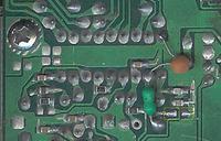 Uniden 510 - Uszkodzony kwarc i filtr