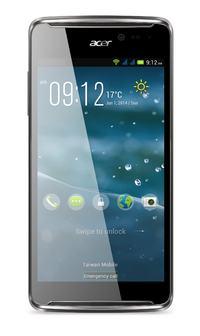 """Acer Liquid E700 - 5"""" smartphone z obs�ug� 3 kart SIM i 3500mAh"""