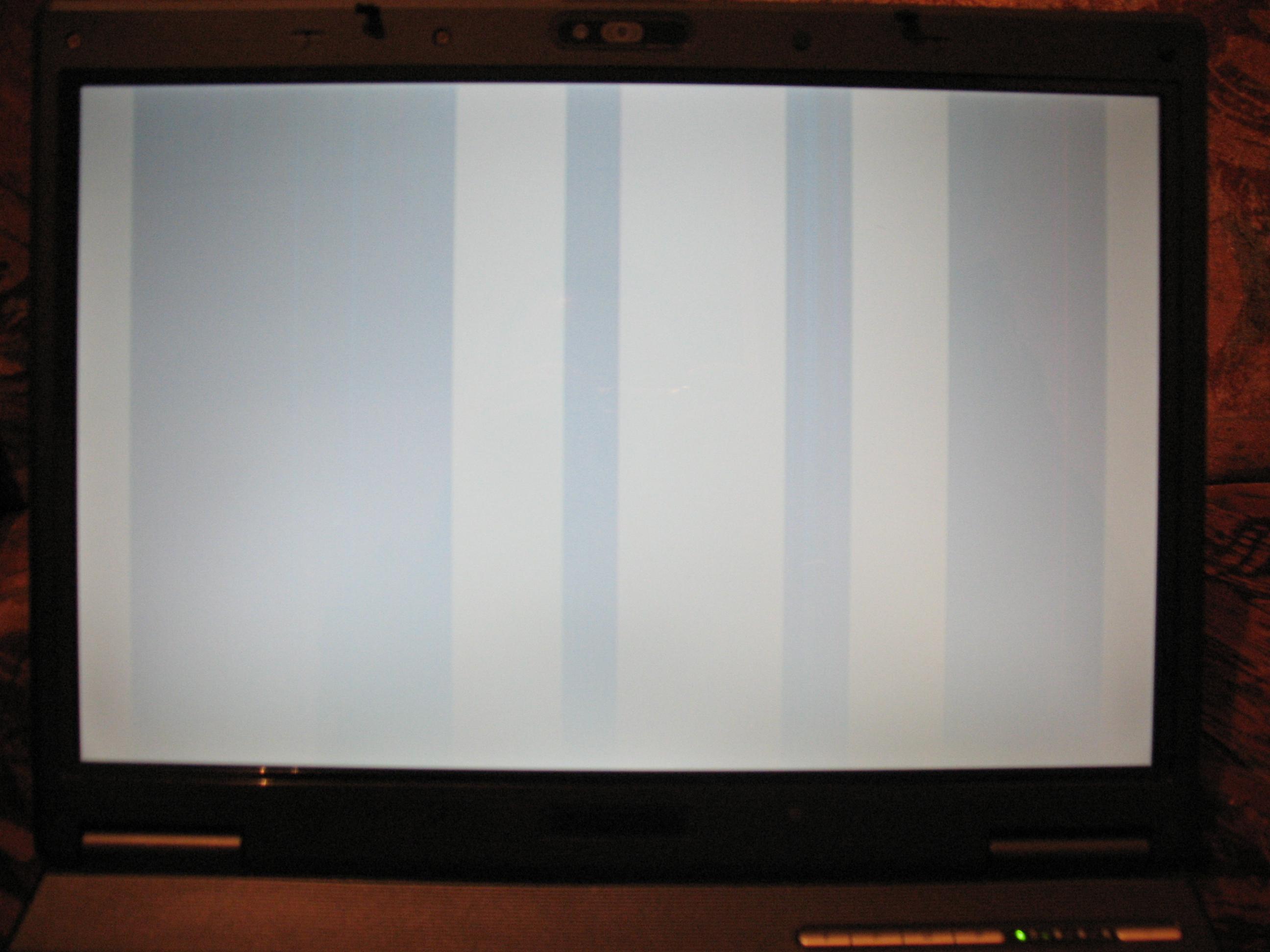 Asus S96S - nie dzia�a - tylko �wiecenie ekranu