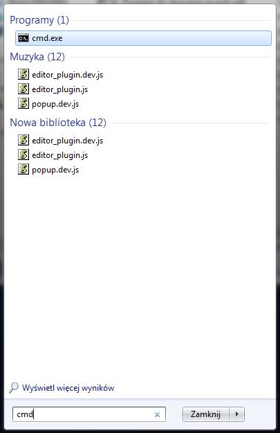 Lista Komend W Cmd W Windows Elektrodapl