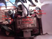 Zmniejszenie obrotów silnika (z młynka do kawy)