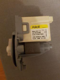 Pralka Electrolux EWT 1064ERW-Po wyczyszczeniu filtra pralka jakby przestała dz
