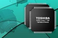 TMPM037FWUG - nowy mikrokontroler z rdzeniem ARM Cortex-M0 od firmy Toshiba