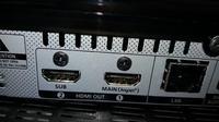 Połączenie HDMI - TV SONY - amplituner YAMAHA RX-V481 - brak obrazu