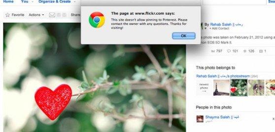 Serwis Flickr zablokuje wykorzystywanie swoich tre�ci na Pinterest