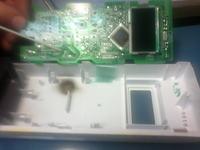 Panasonic NN 554W - Nie kr�ci talerzem, nie pod�wietla komory