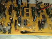 Brak płytki sterowania zestawu CREATIVE SBS 580