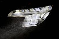 Inteligentne samochodowe lampy przednie
