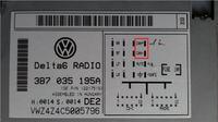 Po wymianie radia nie rozłącza pradu z kluczyka Passat B5FL