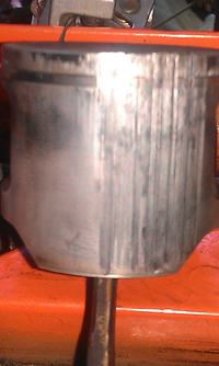 Husqvarna 240R - nie pali