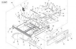 Konica-Minolta Bizhub 250 - szuflada papieru nie domyka się