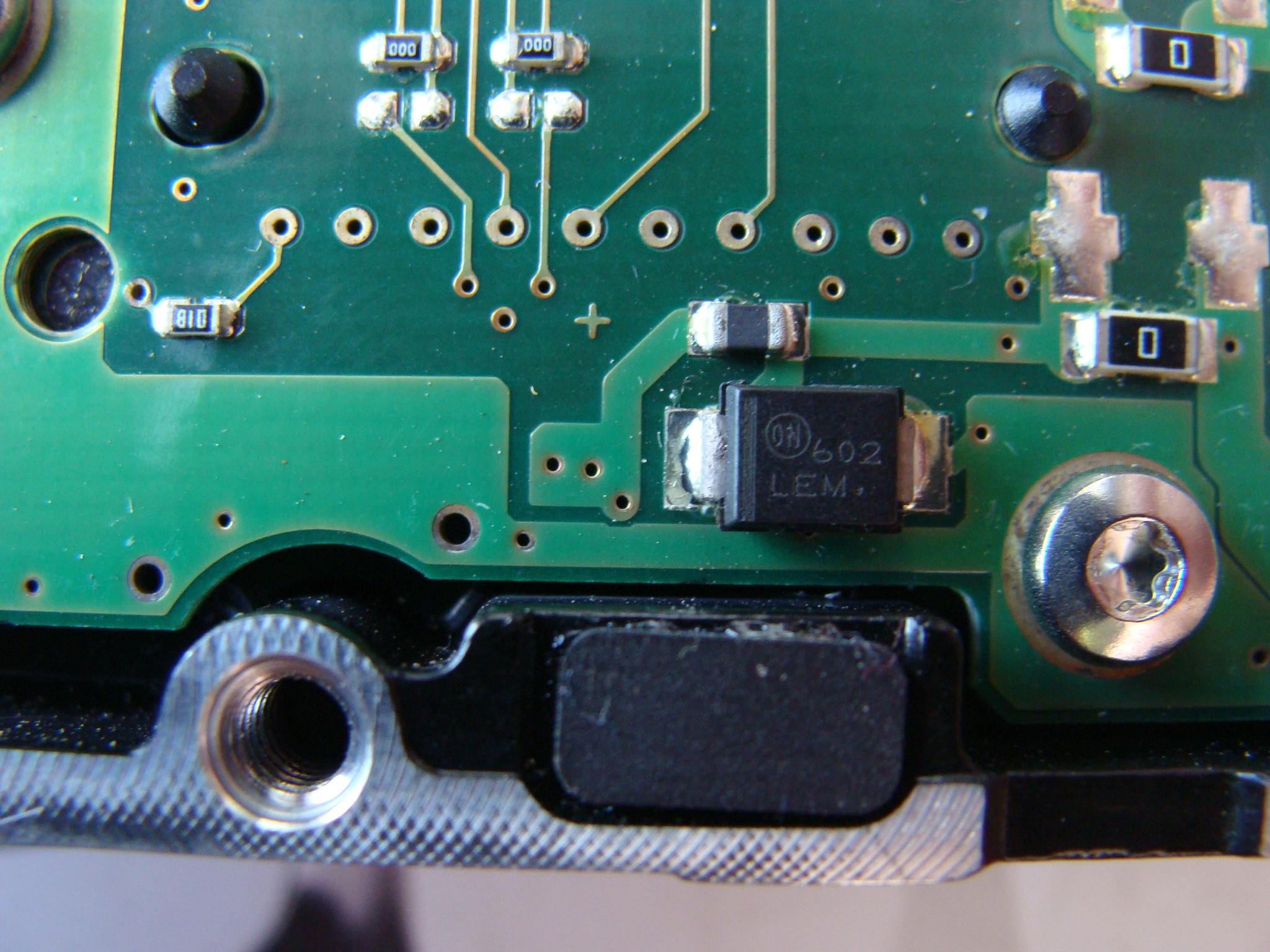 "Samsung/SP2514N/3,5"" - upalona elektronika"