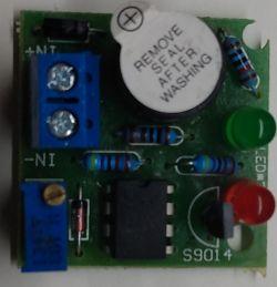Alarm niskiego napięcia [mini moduł] LM358