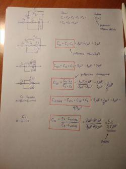 Rozwiązanie zadania elektrotechnika