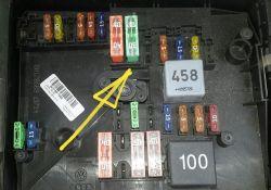 Octavia 2 FL kombi 2010 1.6MPI - Brak świateł, sygnalizacja spalonych źarowek