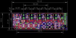 Sterownik zatrzaskiwalnego tłumika binarnego Weinschel Model 3221-1