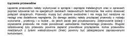 Połaczenia lutowane linki z drutem - za i przeciw kolegów - prawidła a praktyka.