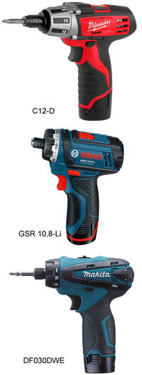 Jaki wkr�tak akumulatorowy Milwaukee vs Bosch vs Makita