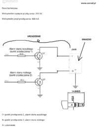 KlimaLogg Pro - Uk�ad sterowania grzejnikiem elektrycznym.