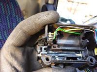 Założenie sterownika centralnego zamka VW LT, Mercedes Sprinter