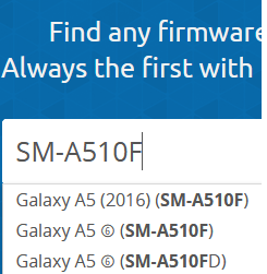 Samsung A5 - SM-A510F does not turn on WiFi after the update