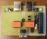 Automatyczny przełącznik USB