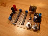 Zasilacz NIE z electronics lab