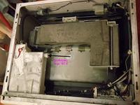 Pralka Bauknecht WAS 4740 - Wylewa wodę przez zasobnik - brak odpowietrznika