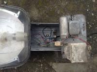 Lampa metalohalogenkowa zamiast sodowej w oprawie OUS 400W