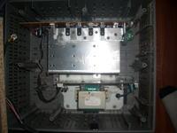 [Sprzedam] Wzmacniacz aktywny z subwoofera AIWA TS-W45EZ z transformatorem