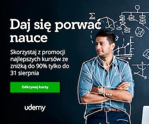 Szkolenia elektronika Udemy