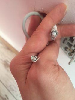 Polaczenie dwoch kabli koncentrycznych o roznej grubosci