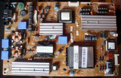 TV Samsung UE37D5000 - uszkodzony zasilacz.