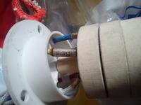 Opalarka, uszkodzony element, nie działa (prawdopodobnie Powermat)