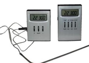 Termometr bezprzewodowy do pieca CO