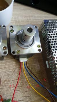Uruchomienie sterownika CNC