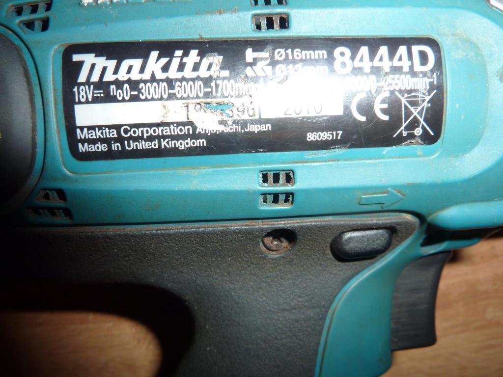 Wkr�tarka Makita czy to czasem nie jest podr�bka ?