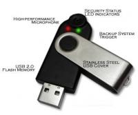 Voicelok Voice Authenticating USB Drive - pendrive zabezpieczany głosowym hasłem