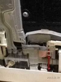 zmywarka bosch SRI 43EO5EU - zmywarka nie grzeje i nie odprowadza wody
