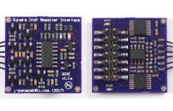 Front-end dla dyskretnych resolverów dla mikrokontrolerów C2000