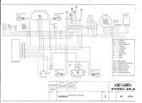 Mostek prostowniczy (Graetza) w układzie prądu zmiennego w motocyklu?