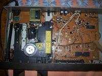 [Sprzedam] Technics SL-P220 Do poprawek/ na cz�sci